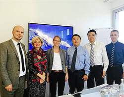 Workshop GIZ-Delegation der National Energy Administration China